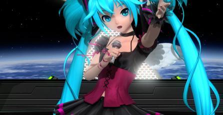 Pronto podrás bailar con <em>Hatsune Miku</em> en realidad virtual