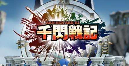 <em>Sensen Senki</em> es el nuevo título arcade de SEGA