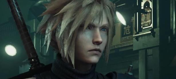 Filtran ilustraciones de <em>Final Fantasy VII Remake</em>