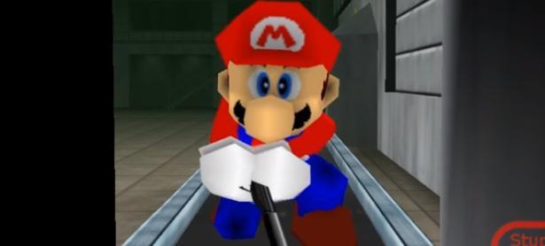 <em>GoldenEye 007</em> ahora cuenta con personajes de <em>Super Mario 64</em>