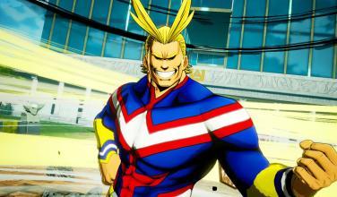 All Might se une al roster de <em>My Hero Academia: One's Justice</em>