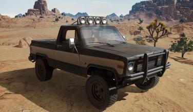 Jugador crea curioso mashup de <em>PUBG</em> y <em>Crazy Taxi</em>