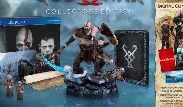 Conoce las ediciones de <em>God of War</em> que llegarán a Latinoamérica