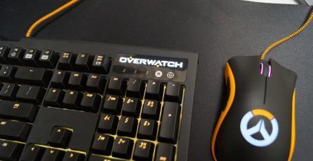Blizzard quiere evitar que jugadores de consola usen teclado y mouse en <em>Overwatch</em>