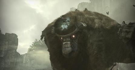 Comparativa gráfica: Shadow of the Colossus