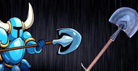 Fabrican versión funcional de la Pala Espada de <em>Shovel Knight</em>
