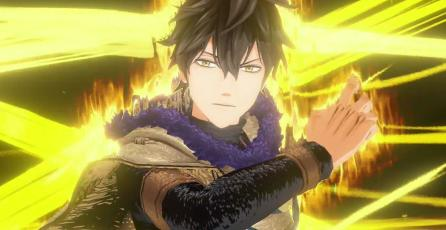 Checa los intensos combates de <em>Black Clover: Quartet Knights</em>
