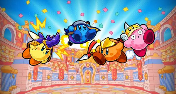 <em>Kirby Battle Royale</em>