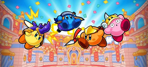 <em>Kirby Battle Royale</em>