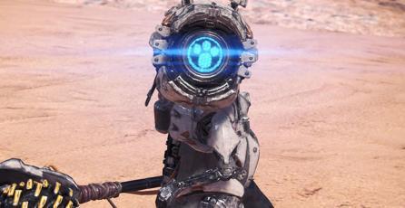 Detallan contenido de <em>Horizon: Zero Dawn</em> en <em>Monster Hunter World</em>