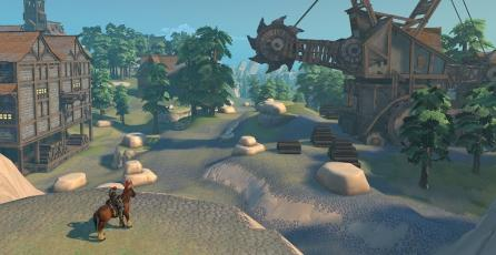 <em>Paladins: Battlegrounds</em> estaría disponible para el próximo parche del juego