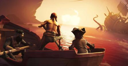Dataminer afirma que enfrentarás a un Kraken en <em>Sea of Thieves</em>