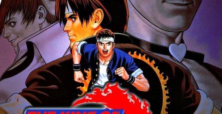 SNK anunció una nueva versión de <em>The King of Fighters '97</em>