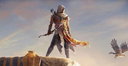 Añadirán modo New Game Plus a <em>Assassin's Creed: Origins</em>