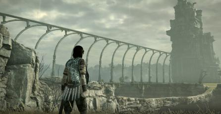 <em>Shadow of the Colossus</em>