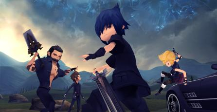 Confirmado: <em>Final Fantasy XV: Pocket Edition</em> llegará en febrero