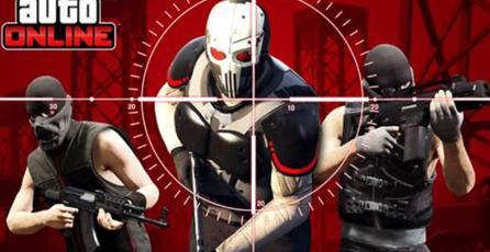 Hardest Target es el nuevo modo Adversary para<em> Grand Theft Auto Online</em>