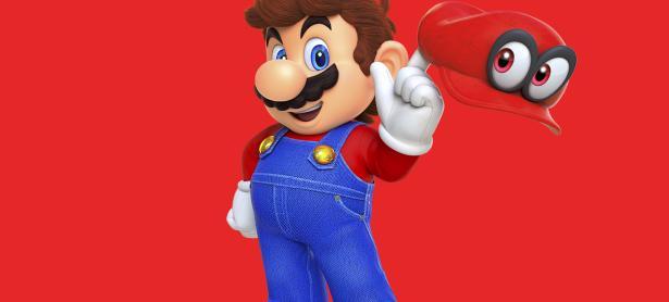 <em>Super Mario Odyssey</em> se convirtió en el juego más vendido para Switch