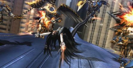 Toda esta acción te espera en los títulos de <em>Bayonetta</em> para Switch