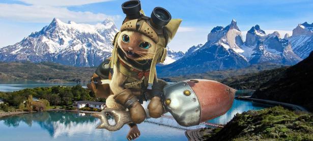 <em>Monster Hunter: World</em> tomó inspiración de Torres del Paine para su diseño