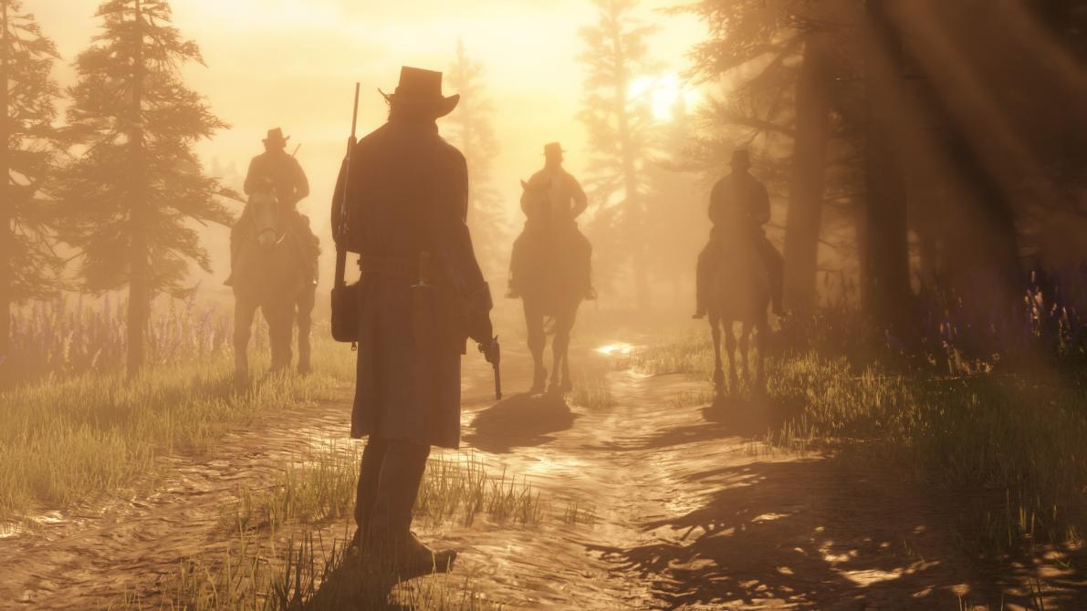 ¡Mira las nuevas imágenes de <em>Red Dead Redemption 2</em>!