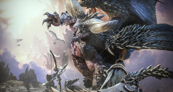 <em>Monster Hunter World</em>