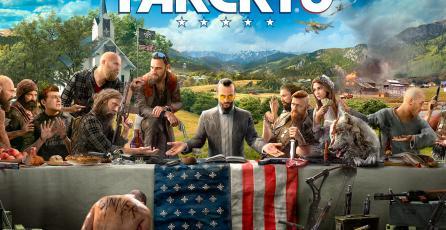 El Season Pass de <em>Far Cry 5 </em>te llevará a Marte
