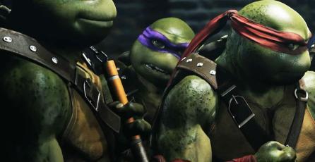 Ed Boon muestra avance de las <em>Tortugas Ninja</em> en <em>Injustice 2</em>