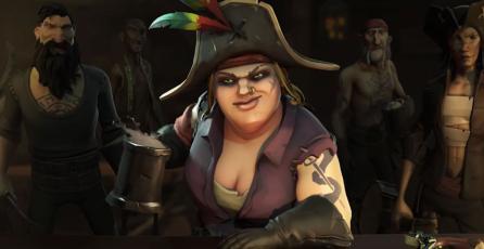 Beta cerrada de <em>Sea of Thieves</em> tuvo 332,052 jugadores