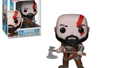 Checa los nuevos Funko Pop! de <em>God of War</em>