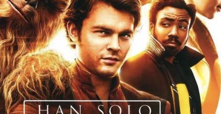 ¡Checa el primer trailer de <em>Solo: A Star Wars Story</em>!