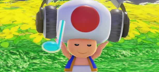 Nintendo pone final a un acalorado debate relacionado con Toad