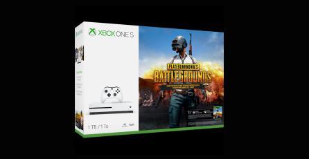 Anuncian bundle de Xbox One S con <em>PUBG</em>
