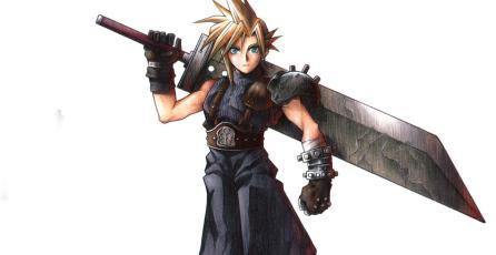 Cloud conservará su torpeza en el remake de <em>Final Fantasy VII</em>
