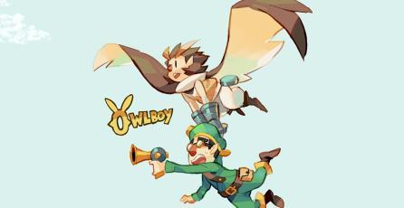 Copias físicas de <em>Owlboy</em> llegarán a PS4 y Switch en mayo