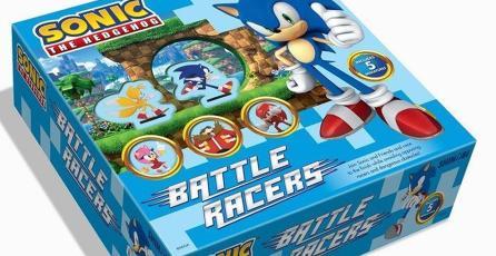 <em>Sonic the Hedgehog</em> tendrá su juego de mesa