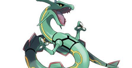Pronto podrás capturar a Rayquaza en <em>Pokémon GO</em>
