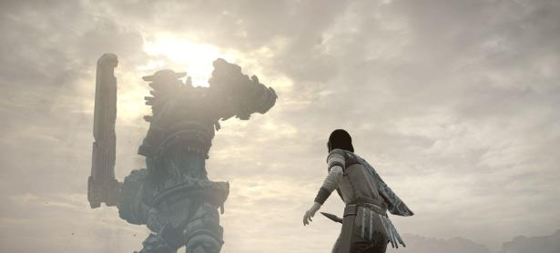 Resuelven el misterio del remake de <em>Shadow of the Colossus</em>