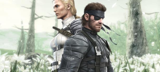 RUMOR: <em>Metal Gear Solid HD Collection</em> llegará a PS4