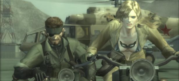 Desmienten que <em>Metal Gear Solid HD Collection</em> llegará a PS4