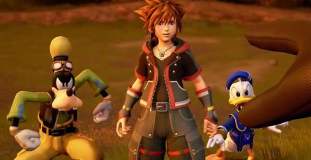 Director de <em>Kingdom Hearts III</em> no descarta su llegada a Switch