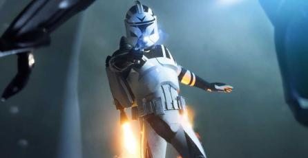 <em>Star Wars: Battlefront II</em> recibirá el modo Jetpack Cargo