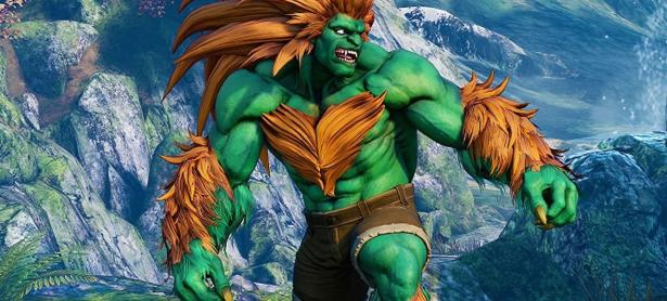 Así peleará Blanka en <em>Street Fighter V</em>