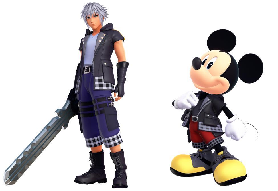 ¡Aquí están las nuevas imágenes de <em>Kingdom Hearts III</em>!