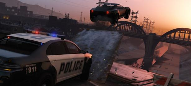 Sujeto culpa a <em>Grand Theft Auto</em> por incidente de tránsito