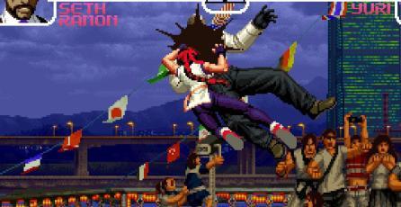 Consigue una copia gratuita de <em>The King of Fighters 2002</em> para PC