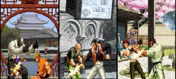 """<em>The King of Fighters 2002</em>"" está gratis por 48 horas a través de GoG"