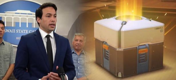 Hawaii busca prohibir venta de juegos con cajas de loot a menores de edad
