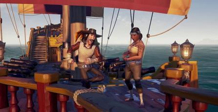 Así funcionará la creación de personajes en <em>Sea of Thieves</em>