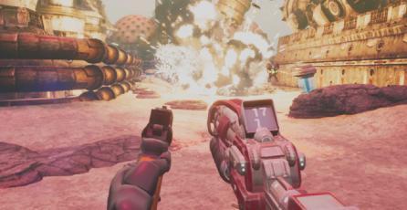 <em>DMD Mars Mission</em>, juego mexicano de realidad virtual, llegará a Steam